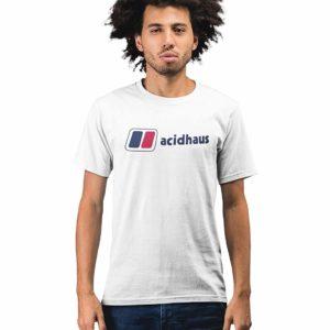 Acidhaus T-Shirt White