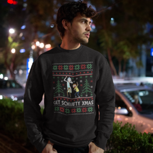 Get Schwfty Christmas Sweater
